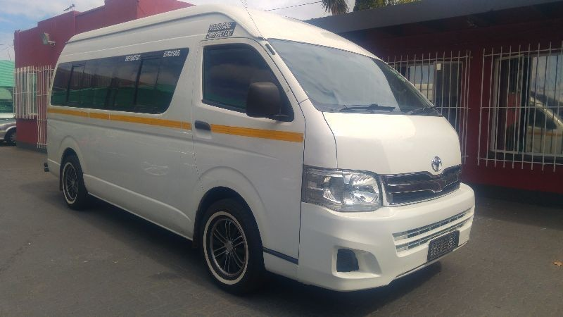 Used Toyota Quantum 2.5 D-4d Sesfikile 15s for sale in ...