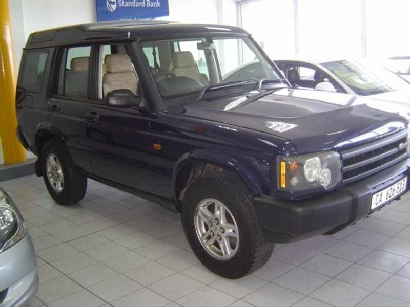 used land rover discovery td5 gs a t for sale in western cape id 1852241. Black Bedroom Furniture Sets. Home Design Ideas
