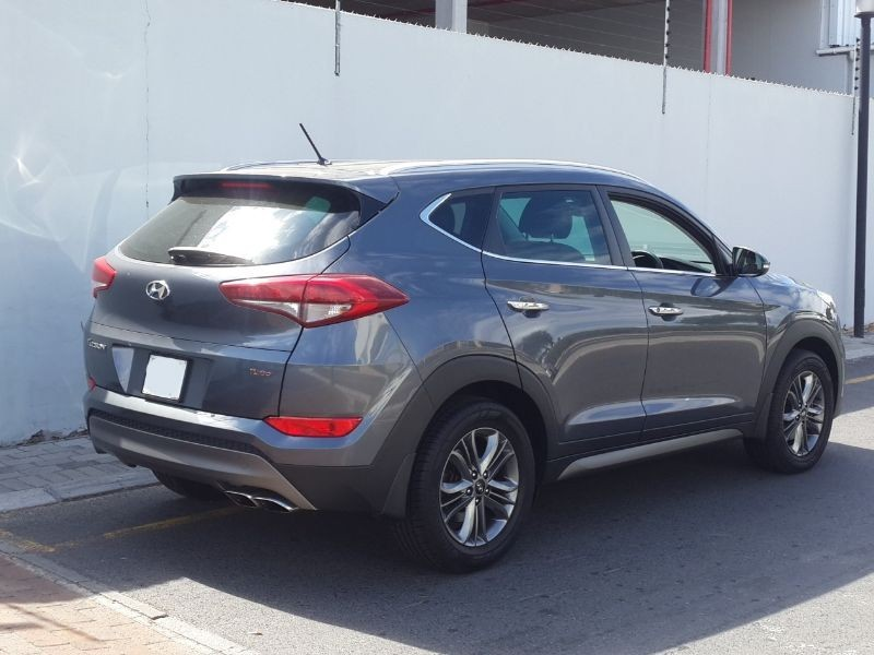 used hyundai tucson 1 6 tgdi executive for sale in western cape id 1852267. Black Bedroom Furniture Sets. Home Design Ideas