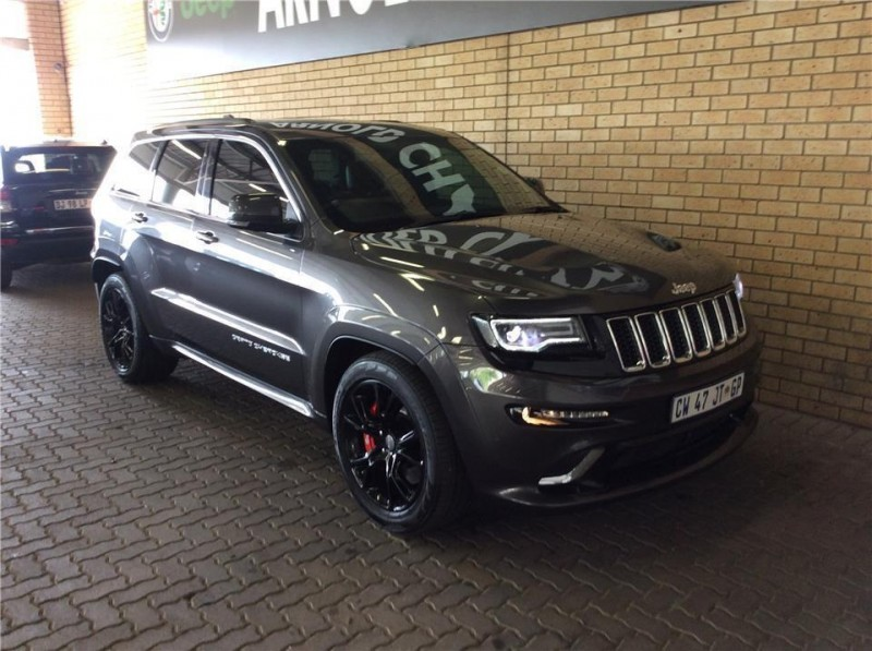 used jeep grand cherokee 6 4 srt for sale in gauteng id 1852495. Black Bedroom Furniture Sets. Home Design Ideas