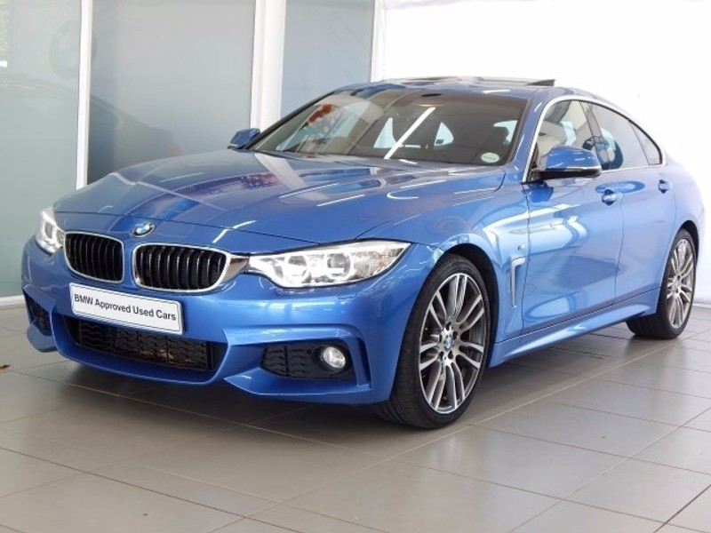used bmw 4 series 420i gran coupe a t m sport for sale in kwazulu natal id 1853021. Black Bedroom Furniture Sets. Home Design Ideas
