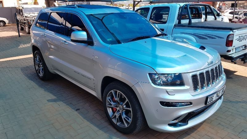 used jeep grand cherokee srt8 for sale in mpumalanga id. Black Bedroom Furniture Sets. Home Design Ideas