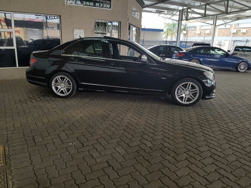 used mercedes benz c class c220 bluetec amg line for sale in gauteng id 1853184. Black Bedroom Furniture Sets. Home Design Ideas