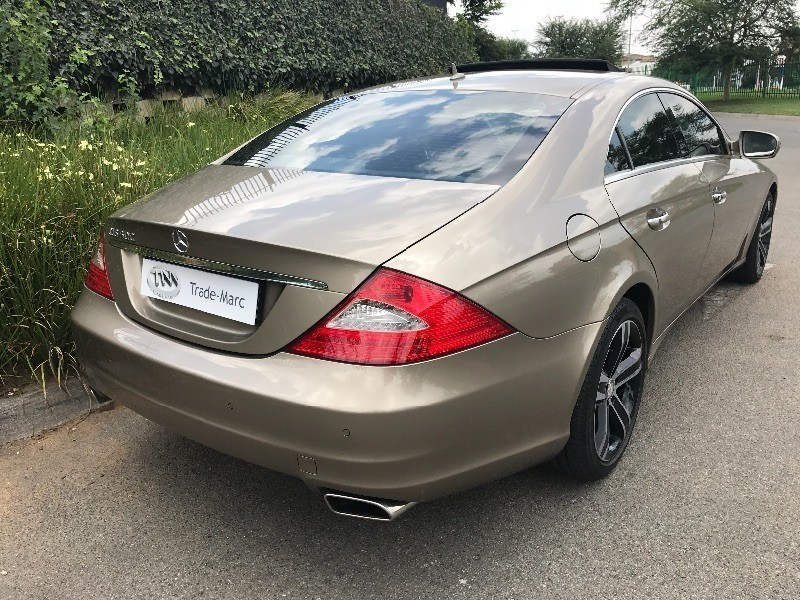 Used mercedes benz cls class cls 500 for sale in gauteng for 2009 mercedes benz cls 500