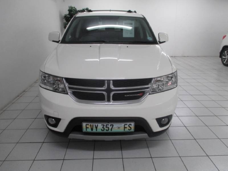 used dodge journey 3 6 v6 r t a t for sale in free state id 1853345. Black Bedroom Furniture Sets. Home Design Ideas