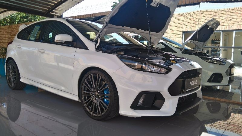 used ford focus rs 2 3 ecosboost awd 5 door for sale in gauteng id 1853705. Black Bedroom Furniture Sets. Home Design Ideas