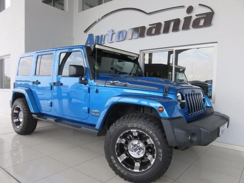 used jeep wrangler 2014 jeep wrangler unlimited 3 6l polar edition for sale in gauteng. Black Bedroom Furniture Sets. Home Design Ideas