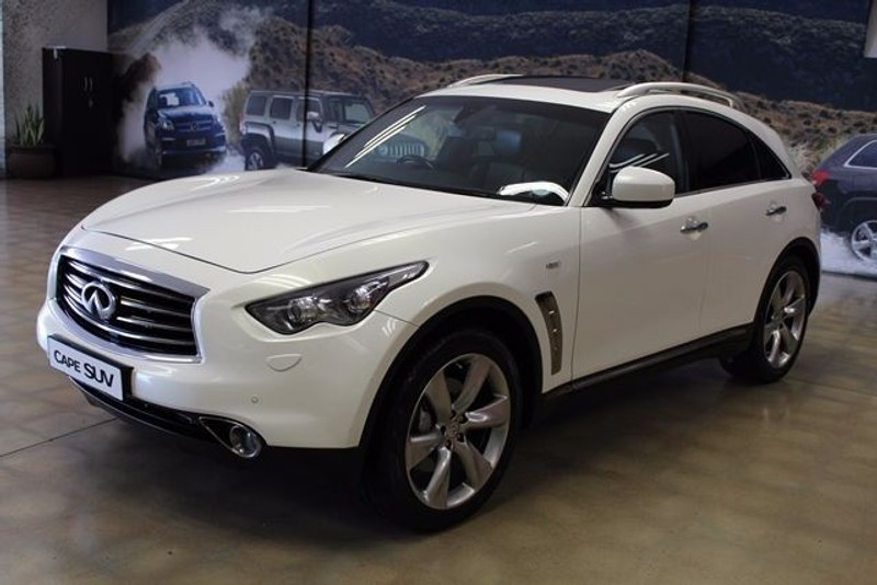 used infiniti qx70 fx30d s premium for sale in western cape id 1853798. Black Bedroom Furniture Sets. Home Design Ideas