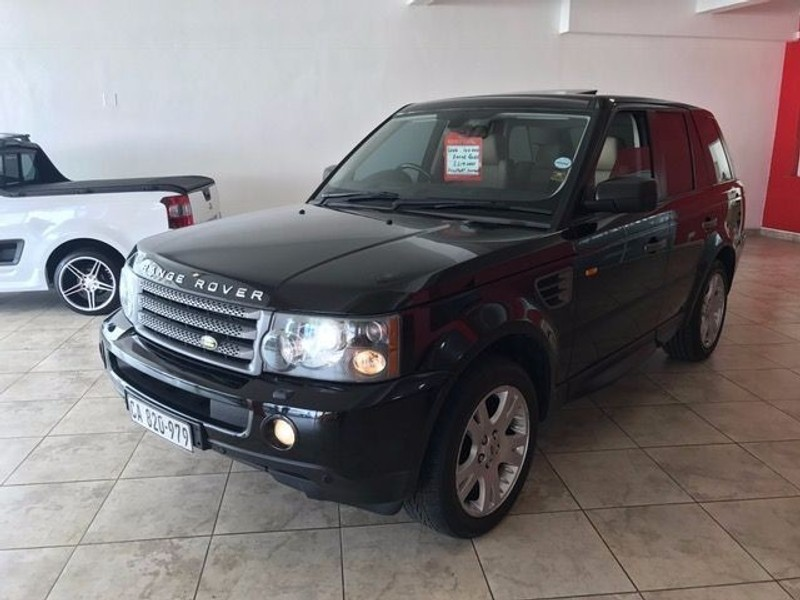 used land rover range rover sport hse 4 4 v8 for sale in western cape id 1854373. Black Bedroom Furniture Sets. Home Design Ideas