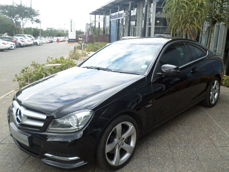 Used mercedes benz c class c250 be coupe for sale in for Mercedes benz pretoria
