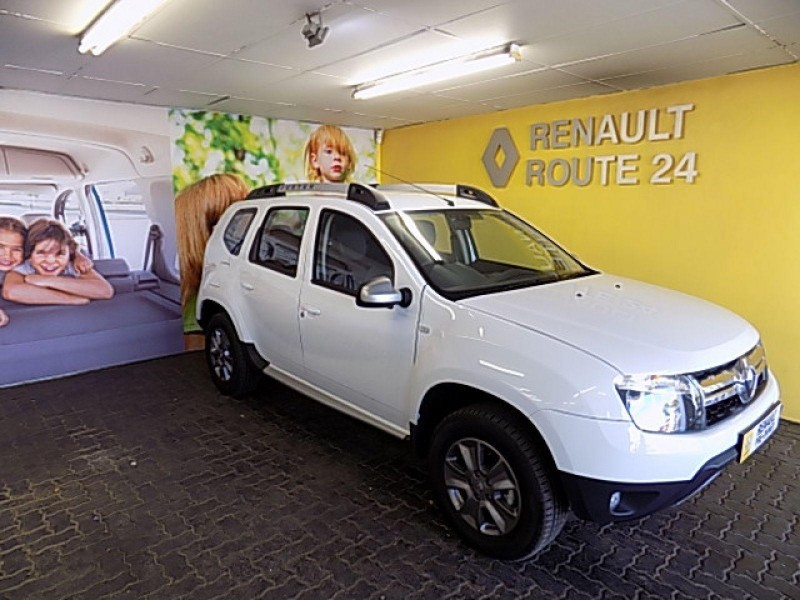 used renault duster 1 6 dynamique for sale in gauteng id 1854636. Black Bedroom Furniture Sets. Home Design Ideas