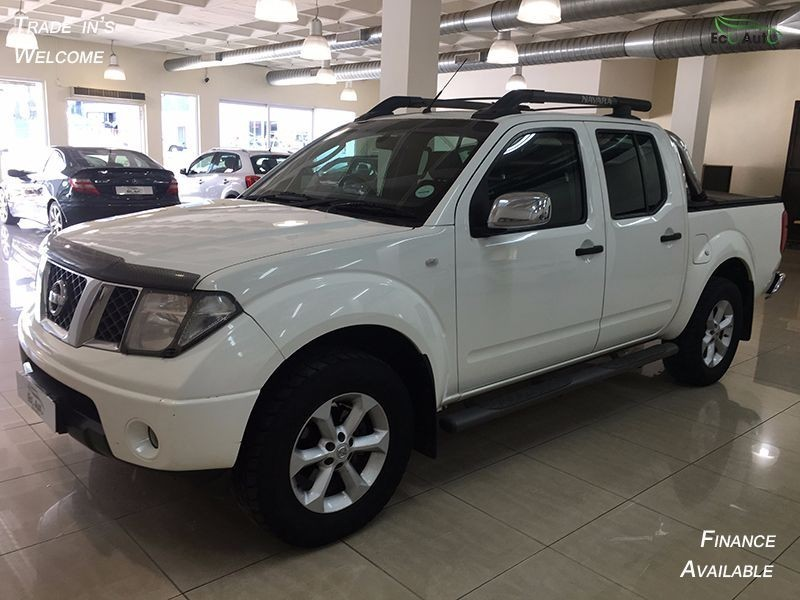 used nissan navara 4 0 v6 a t 4x4 p u d c for sale in mpumalanga id 1854766. Black Bedroom Furniture Sets. Home Design Ideas