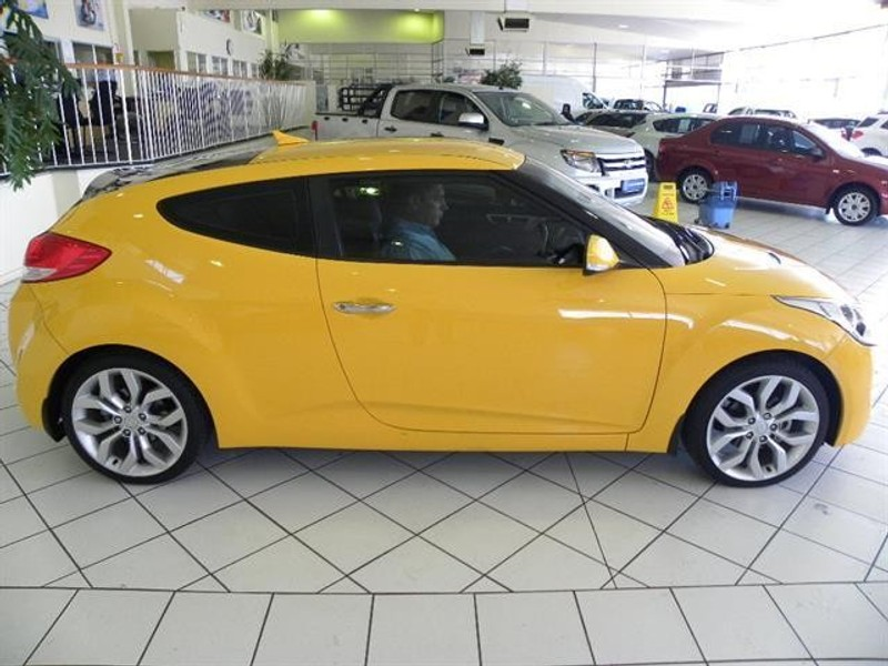 Used Hyundai Veloster 1 6 Gdi Executive Dct For Sale In