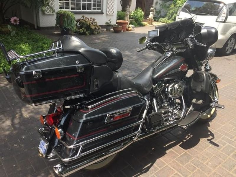used harley davidson electra glide ultra classic for sale in gauteng id 1855059. Black Bedroom Furniture Sets. Home Design Ideas