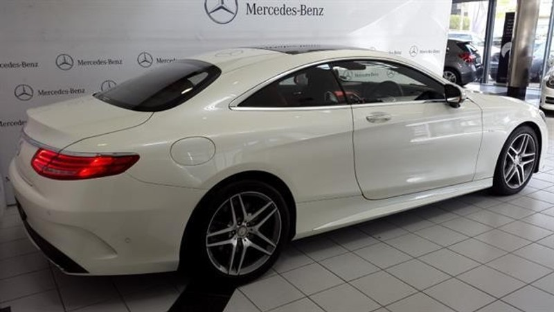 used mercedes benz s class s 500 coupe for sale in western cape id 1855512. Black Bedroom Furniture Sets. Home Design Ideas