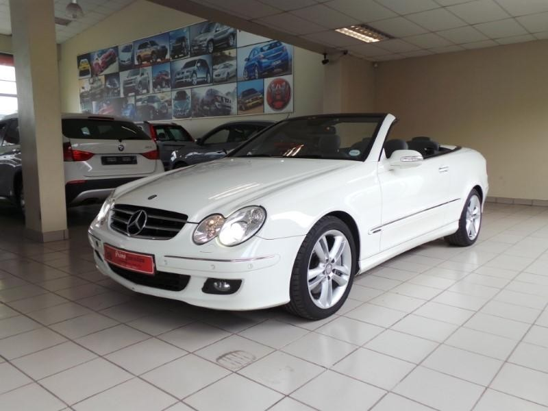 Used mercedes benz clk class clk 350 cabriolet a t for for Mercedes benz clk500 for sale