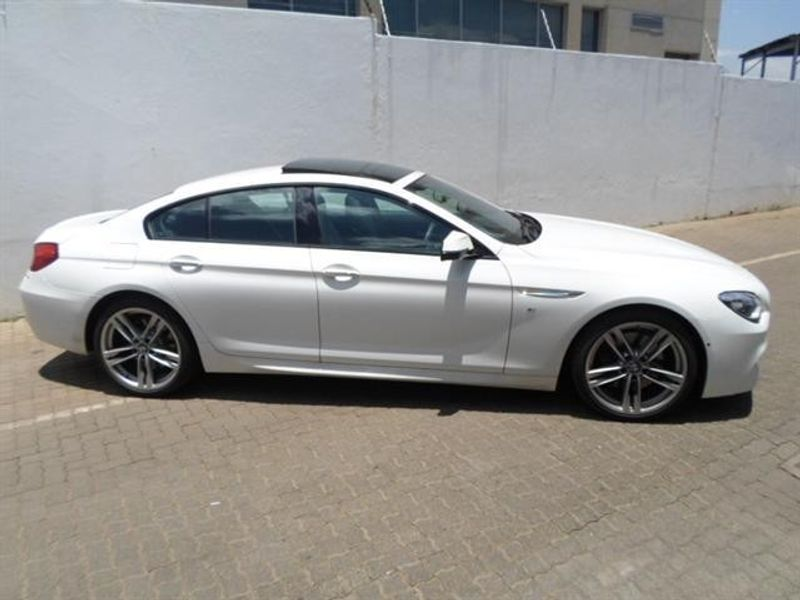 used bmw 6 series 640i gran coupe for sale in gauteng id 1855905. Black Bedroom Furniture Sets. Home Design Ideas