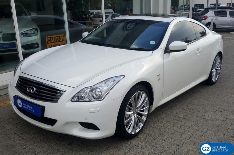 used infiniti g g37 gt coupe s premium for sale in gauteng id 1856040. Black Bedroom Furniture Sets. Home Design Ideas