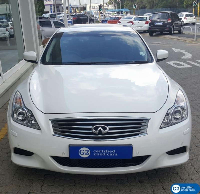 Infiniti G37 S For Sale: Used Infiniti G G37 Gt Coupe S Premium For Sale In Gauteng