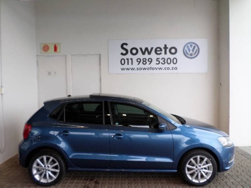 used volkswagen polo 1 2 tsi highline dsg 81kw for sale in gauteng id 1857019. Black Bedroom Furniture Sets. Home Design Ideas