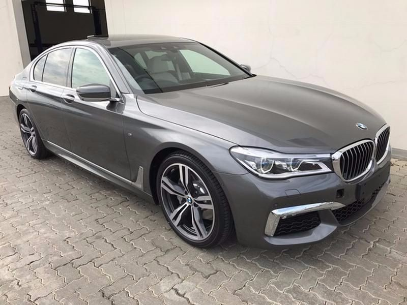 Used Bmw 7 Series 730d M Sport For Sale In Gauteng Cars