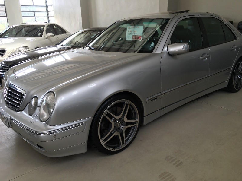 Used mercedes benz e class e430 low kms immaculate fine for 2000 mercedes benz e430