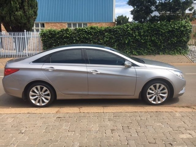 used hyundai sonata 2 4 gls executive a t for sale in gauteng id 1857450. Black Bedroom Furniture Sets. Home Design Ideas