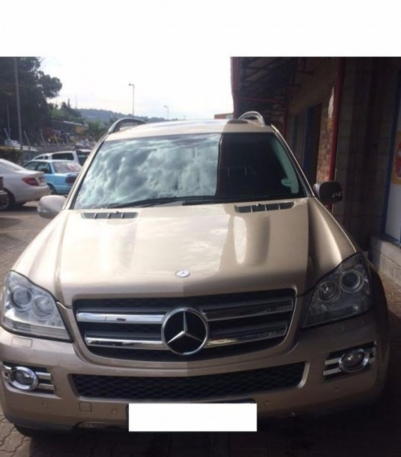 Used mercedes benz gl class gl 500 for sale in kwazulu for Used mercedes benz gl450 for sale