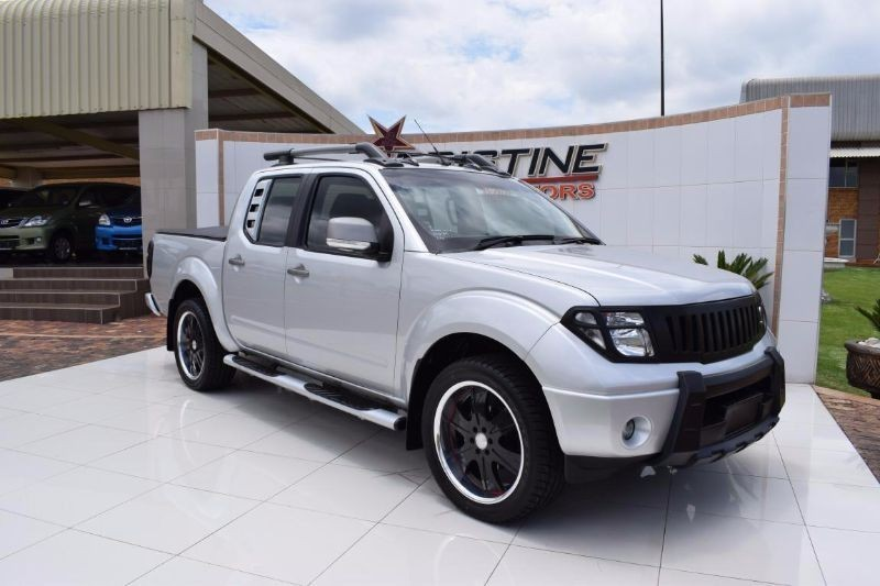 used nissan navara 4 0 v6 p u d c for sale in gauteng id 1858699. Black Bedroom Furniture Sets. Home Design Ideas
