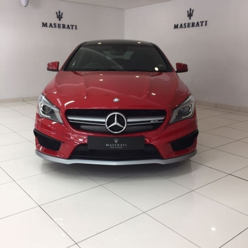 2015 Mercedes Benz Sl Class Camshaft: Used Mercedes-Benz CLA-Class CLA45 AMG RED 2015 22 000KM