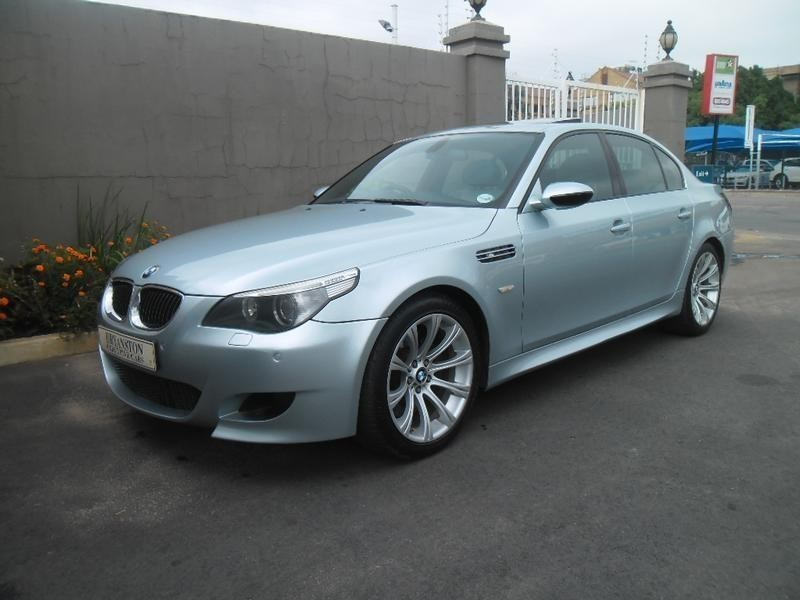 Used BMW M Smg E For Sale In Gauteng Carscoza ID - 2005 bmw m5
