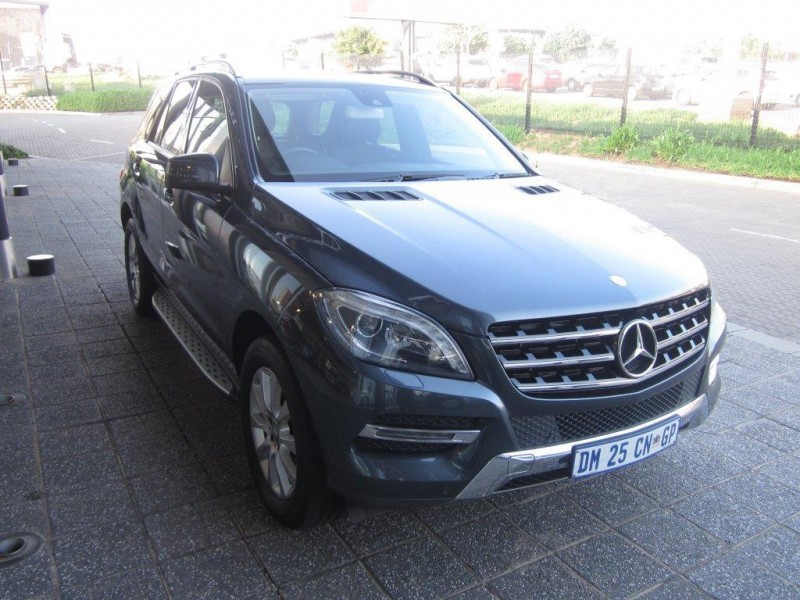 Used mercedes benz m class ml 250 bluetec for sale in for Used mercedes benz ml for sale