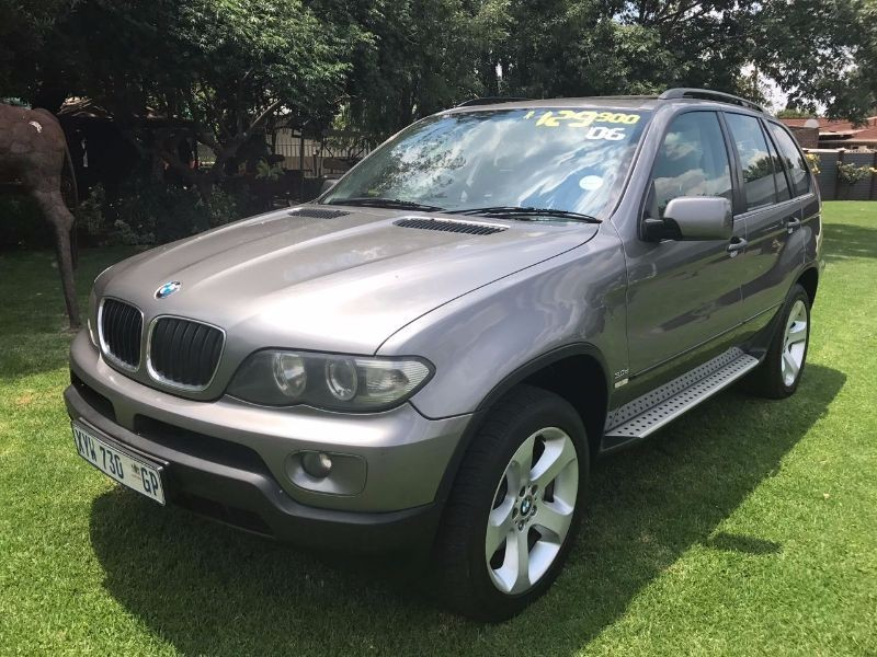 used bmw x5 a t for sale in gauteng id 1861737. Black Bedroom Furniture Sets. Home Design Ideas
