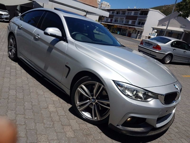 used bmw 4 series 435i gran coupe m sport auto for sale in western cape id 1863507. Black Bedroom Furniture Sets. Home Design Ideas