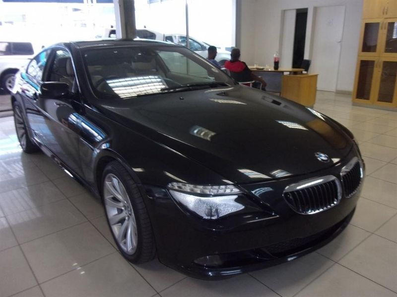 used bmw 6 series 650i coupe a t e63 for sale in gauteng id 1863508. Black Bedroom Furniture Sets. Home Design Ideas