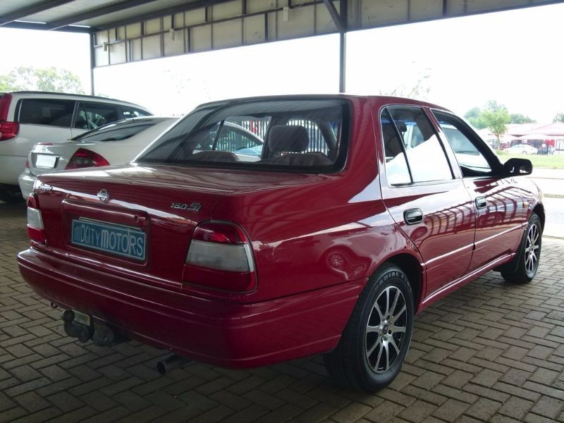 used nissan sentra 160 si a c for sale in north west province id 1863517. Black Bedroom Furniture Sets. Home Design Ideas