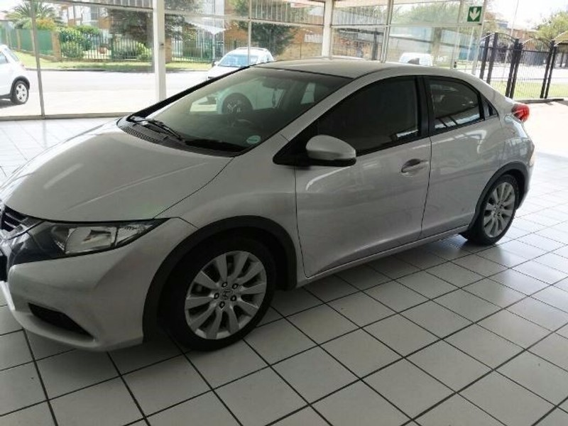 used honda civic 1 8 executive 5dr a t for sale in gauteng id 1863748. Black Bedroom Furniture Sets. Home Design Ideas