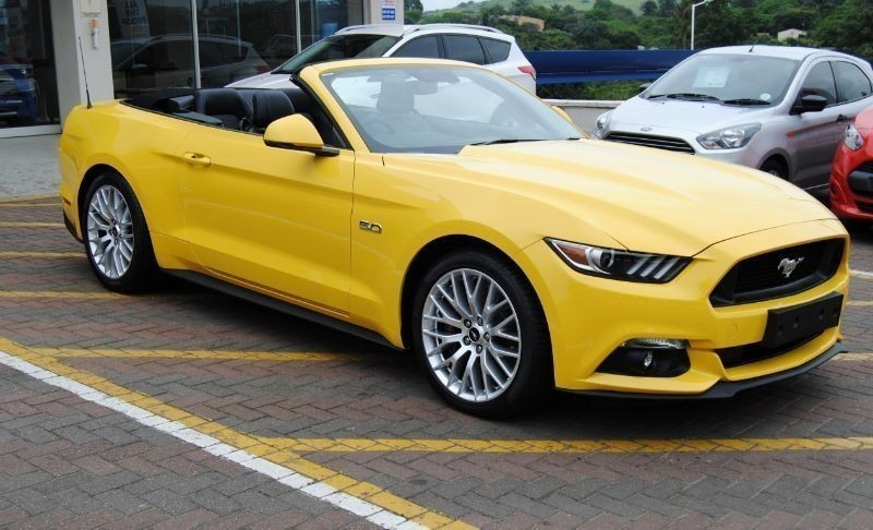 used ford mustang 5 0 gt convertible auto for sale in kwazulu natal id 1863894. Black Bedroom Furniture Sets. Home Design Ideas