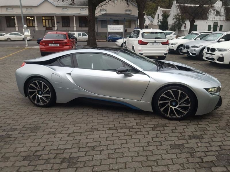 used bmw i8 i8 coupe for sale in western cape id 1864179. Black Bedroom Furniture Sets. Home Design Ideas