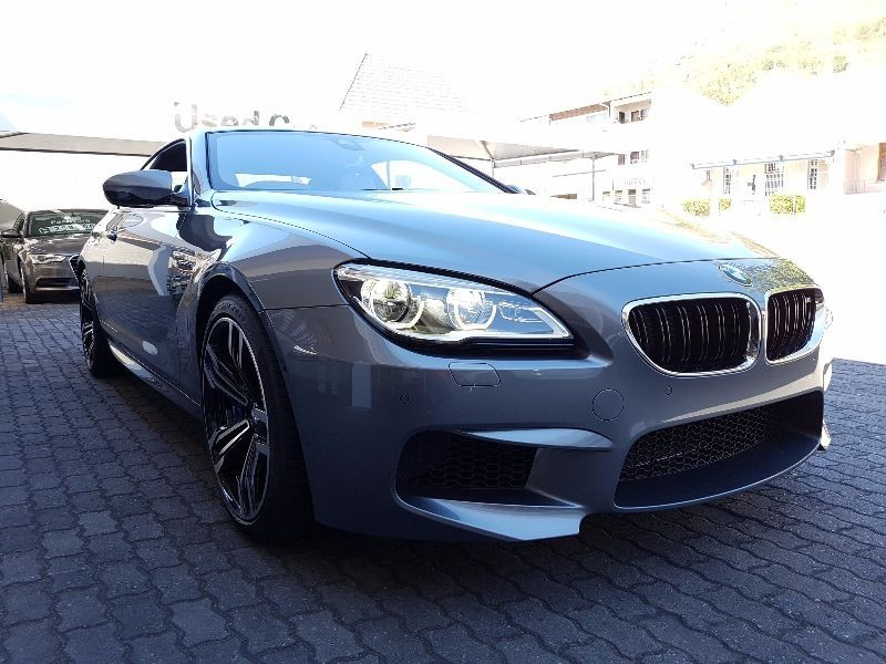 used bmw m6 coupe f12 for sale in western cape id 1864191. Black Bedroom Furniture Sets. Home Design Ideas