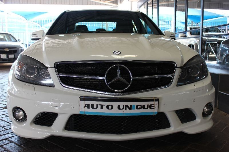 used mercedes benz c class c63 amg for sale in gauteng id 1864412. Black Bedroom Furniture Sets. Home Design Ideas