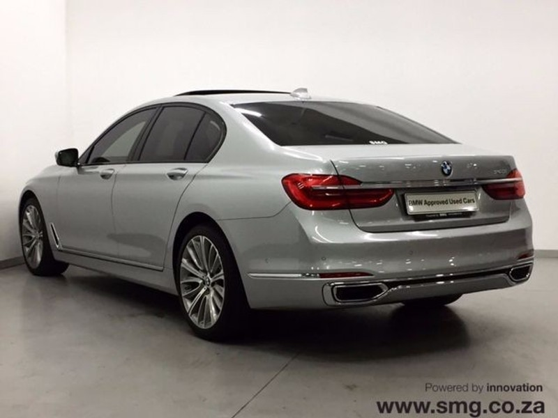 Used bmw 7 series bmw 740i g11 exterior and interior for Exterieur design pure excellence