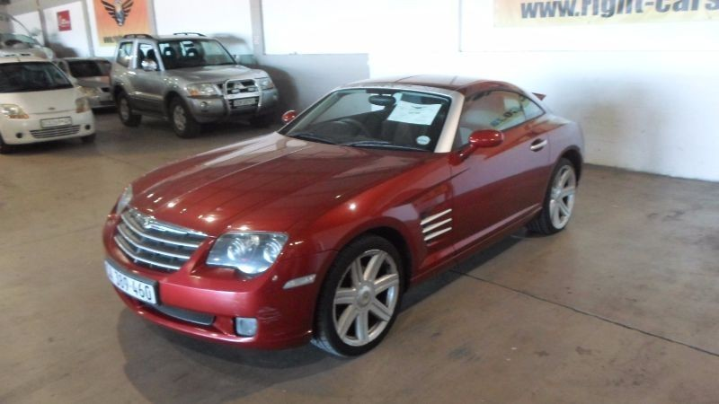 used chrysler crossfire 3 2 v6 ltd for sale in western cape id 1864553. Black Bedroom Furniture Sets. Home Design Ideas