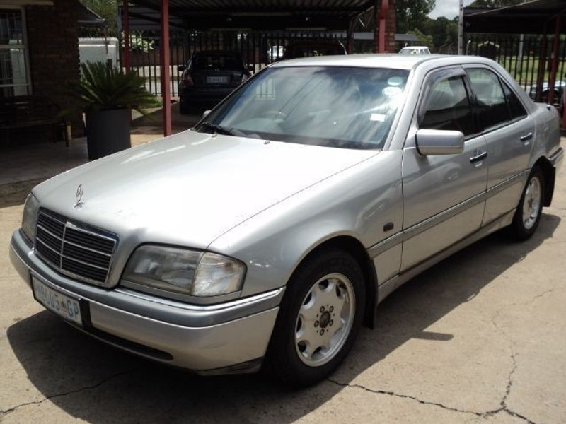 Used mercedes benz c class cash only for sale in gauteng for 1996 mercedes benz c class