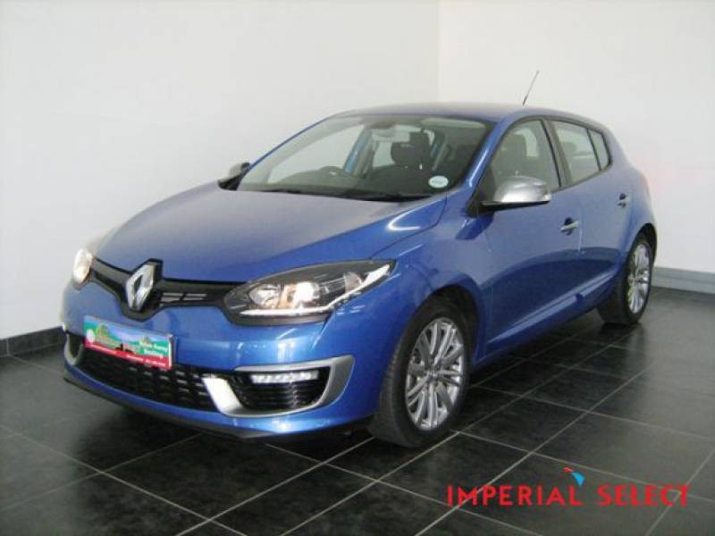 used renault megane iii 1 2t gt line 5 door for sale in western cape id 1866172. Black Bedroom Furniture Sets. Home Design Ideas