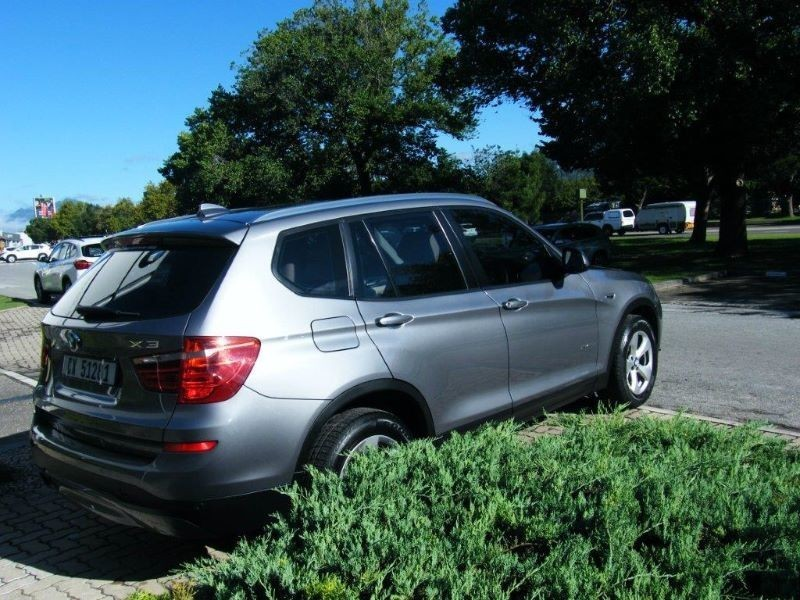 used bmw x3 xdrive20d exclusive auto for sale in western cape id 1866550. Black Bedroom Furniture Sets. Home Design Ideas