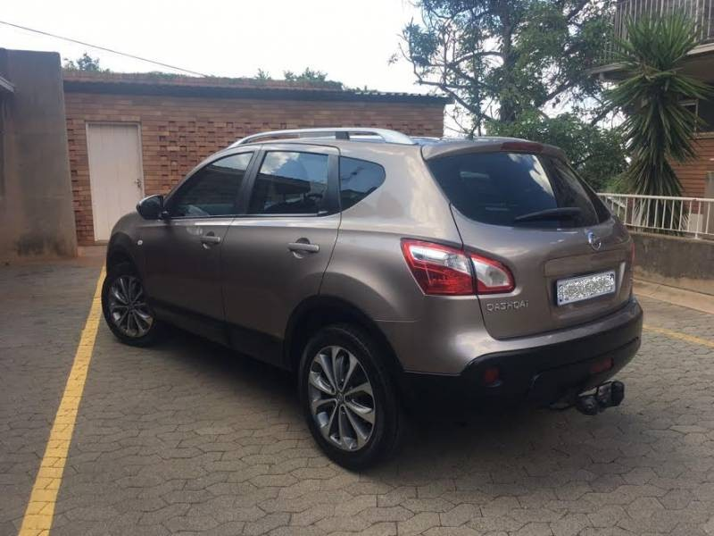 used nissan qashqai 2 0 dci acenta 4x4 for sale in gauteng id 1866808. Black Bedroom Furniture Sets. Home Design Ideas