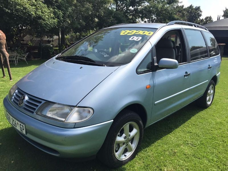 used volkswagen sharan 2 8 vr6 a t for sale in gauteng id 1866856. Black Bedroom Furniture Sets. Home Design Ideas