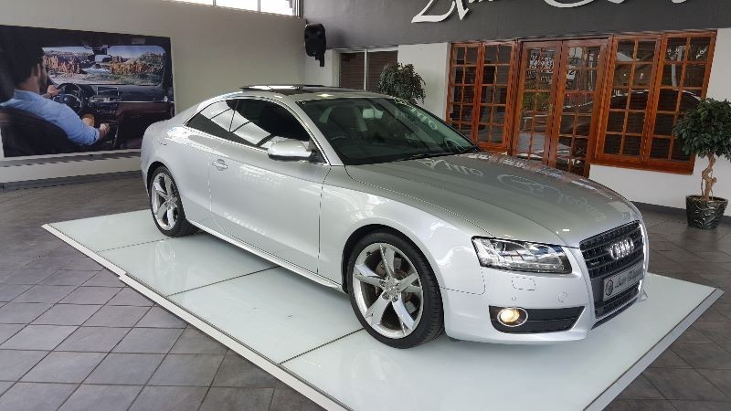 Used audi a5 coupe 2 0t quattro low mileage for sale in gauteng id 1867082 - 2012 audi a5 coupe for sale ...