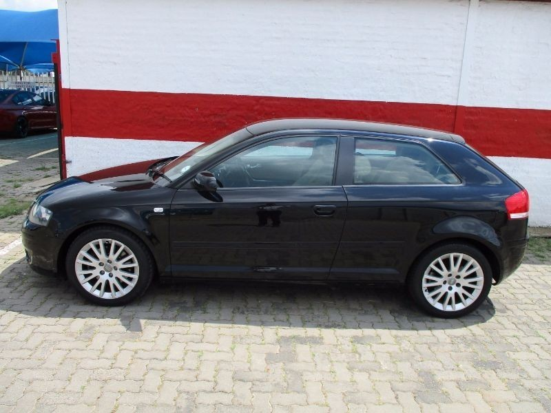 used audi a3 fsi ambition for sale in gauteng id 1867295. Black Bedroom Furniture Sets. Home Design Ideas